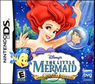 Rent Little Mermaid: Ariel's Undersea Adventure for DS
