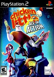 Rent Disney's Chicken Little: Ace in Action for PS2