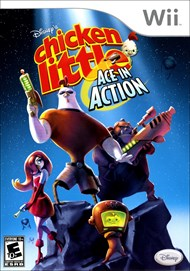 Rent Disney's Chicken Little: Ace in Action for Wii
