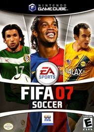 Rent FIFA Soccer 07 for GC