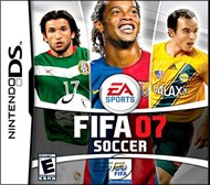 Rent FIFA Soccer 07 for DS