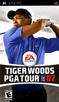 Rent Tiger Woods PGA Tour 07 for PSP Games