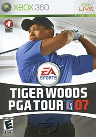 Rent Tiger Woods PGA Tour 07 for Xbox 360