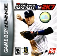 Rent Major League Baseball 2K7 for GBA
