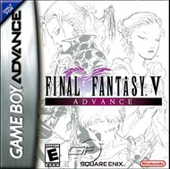 Rent Final Fantasy V Advance for GBA