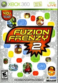Rent Fuzion Frenzy 2 for Xbox 360
