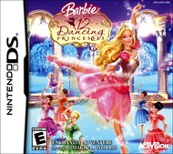 Rent Barbie in the 12 Dancing Princesses for DS