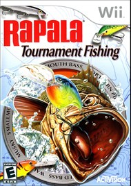 Rent Rapala Tournament Fishing for Wii