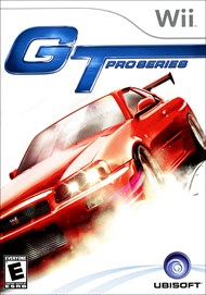 Rent GT Pro Series for Wii