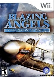 Rent Blazing Angels: Squadrons of WWII for Wii
