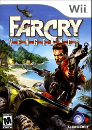 Rent Far Cry: Vengeance for Wii