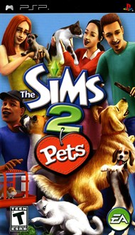 Rent The Sims 2: Pets for PSP Games