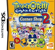 Rent Tamagotchi Connection: Corner Shop 2 for DS