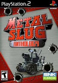 Rent Metal Slug Anthology for PS2