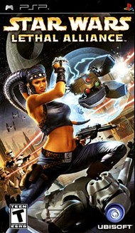 Rent Star Wars: Lethal Alliance for PSP Games