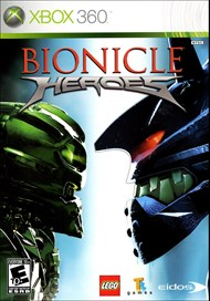 Rent Bionicle Heroes for Xbox 360