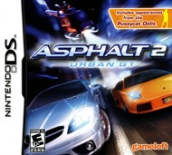 Rent Asphalt 2: Urban GT for DS