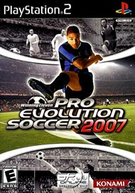 Rent Winning Eleven: Pro Evolution Soccer 2007 for PS2