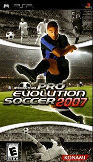 Rent Winning Eleven: Pro Evolution Soccer 2007 for PSP Games