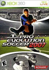 Rent Winning Eleven: Pro Evolution Soccer 2007 for Xbox 360