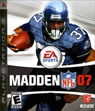 Rent Madden NFL 07 for PS3