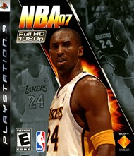 Rent NBA 07 for PS3
