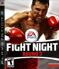 Rent Fight Night: Round 3 for PS3