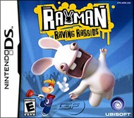 Rent Rayman Raving Rabbids for DS