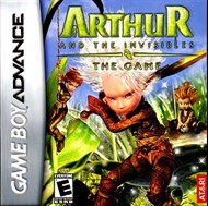 Rent Arthur and the Invisibles for GBA