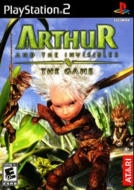 Rent Arthur and the Invisibles for PS2