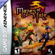 Rent Mazes of Fate for GBA