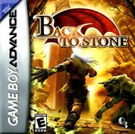 Rent Back to Stone for GBA