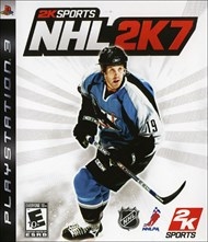 Rent NHL 2K7 for PS3
