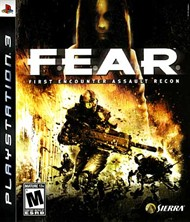 Rent F.E.A.R. First Encounter Assault Recon for PS3