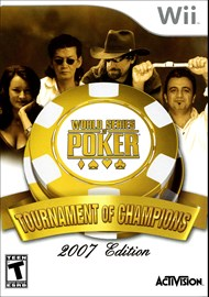 Rent World Series of Poker: Tournament of Champions 2007 for Wii