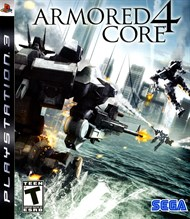 Rent Armored Core 4 for PS3