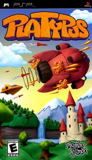Rent Platypus for PSP Games