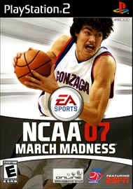 Rent NCAA March Madness 07 for PS2