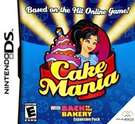 Rent Cake Mania for DS