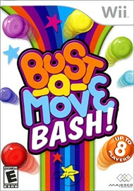 Rent Bust-A-Move Bash! for Wii