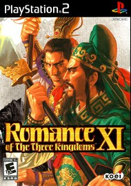 Rent Romance of the Three Kingdoms XI for PS2