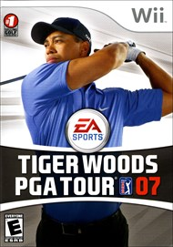 Rent Tiger Woods PGA Tour 07 for Wii