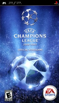 Rent UEFA Champions League 2006-2007 for PSP Games