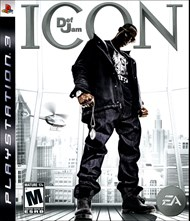 Rent Def Jam Icon for PS3