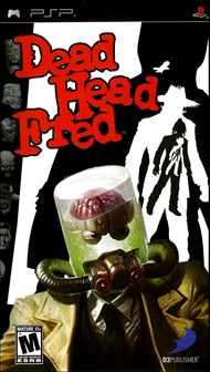 Rent Dead Head Fred for PSP Games