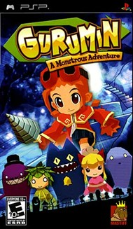 Rent Gurumin: A Monstrous Adventure for PSP Games