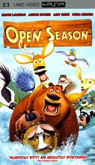 Rent Open Season for PSP Movies