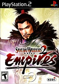 Rent Samurai Warriors 2: Empires for PS2