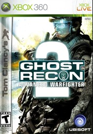 Rent Tom Clancy's Ghost Recon Advanced Warfighter 2 for Xbox 360