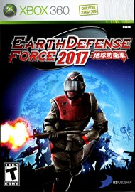 Rent Earth Defense Force 2017 for Xbox 360